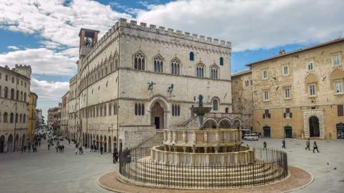 Perugia: Etwa 45 km von Pian della Bandina