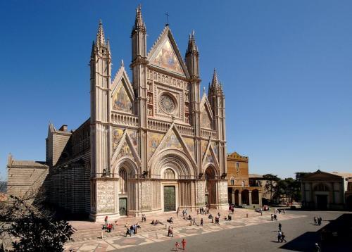 Orvieto: Etwa 45 km von Pian della Bandina
